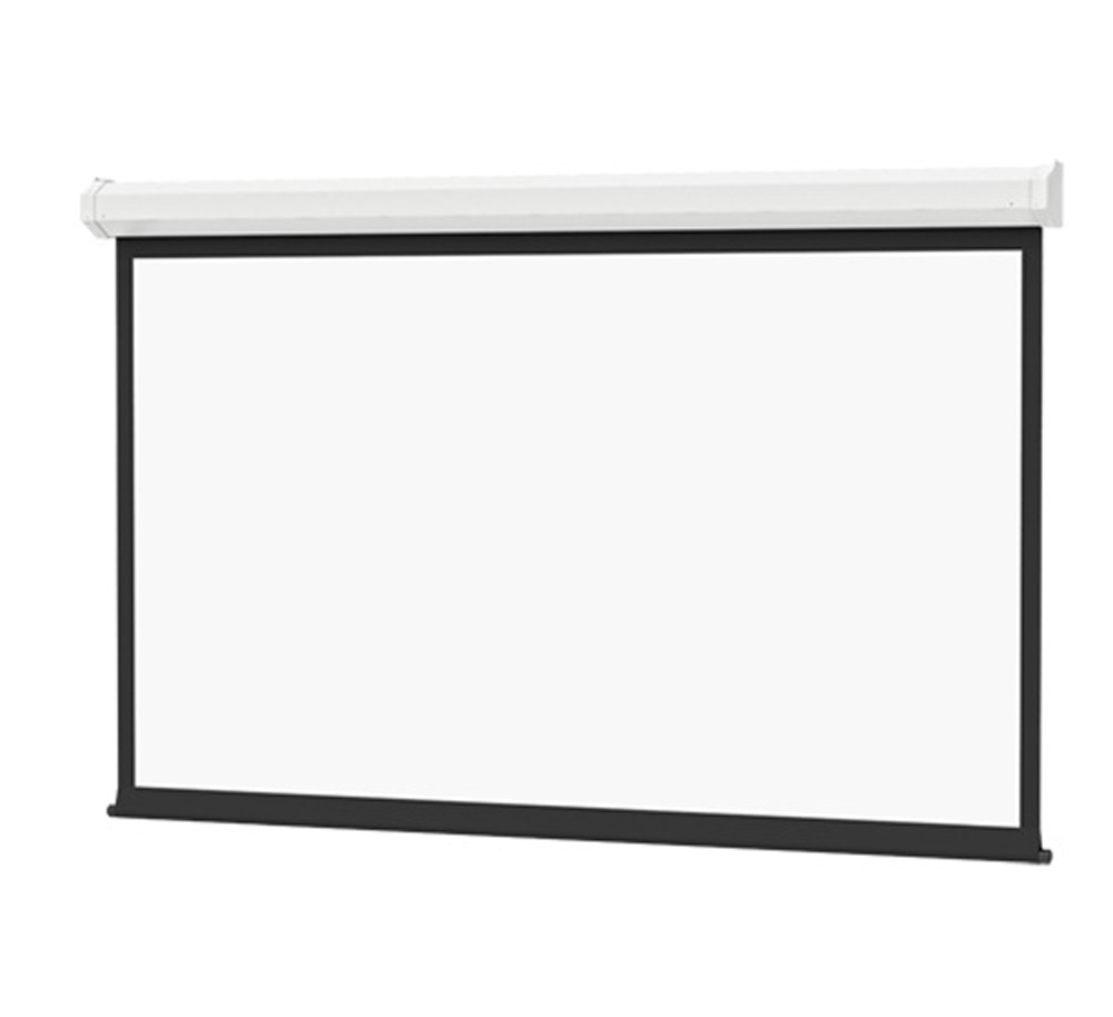 """DaLite Wall Mounted Projection Screen Cosmopolitan Electrol - Video Format Video Spectra 1.5 120"""""""