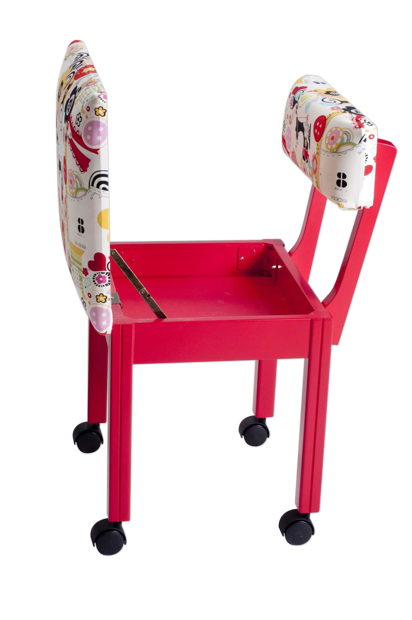 Attirant ... Arrow Sewing Chair Arrow Sewing Cabinet Sewing Chair With Base Storage  Shelve Ebay ...