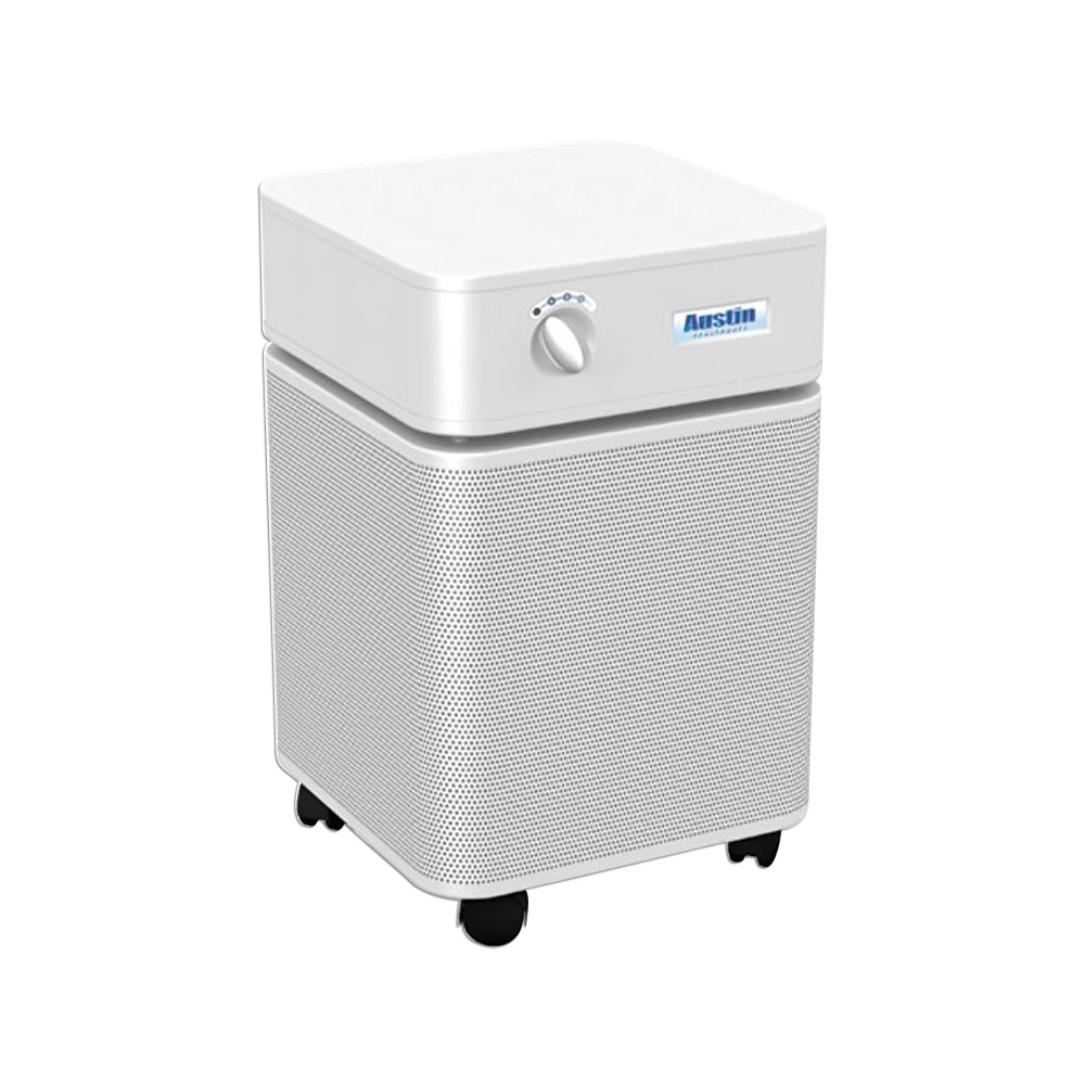 Standard Allergy/HEGA Unit (Allergy Machine) White