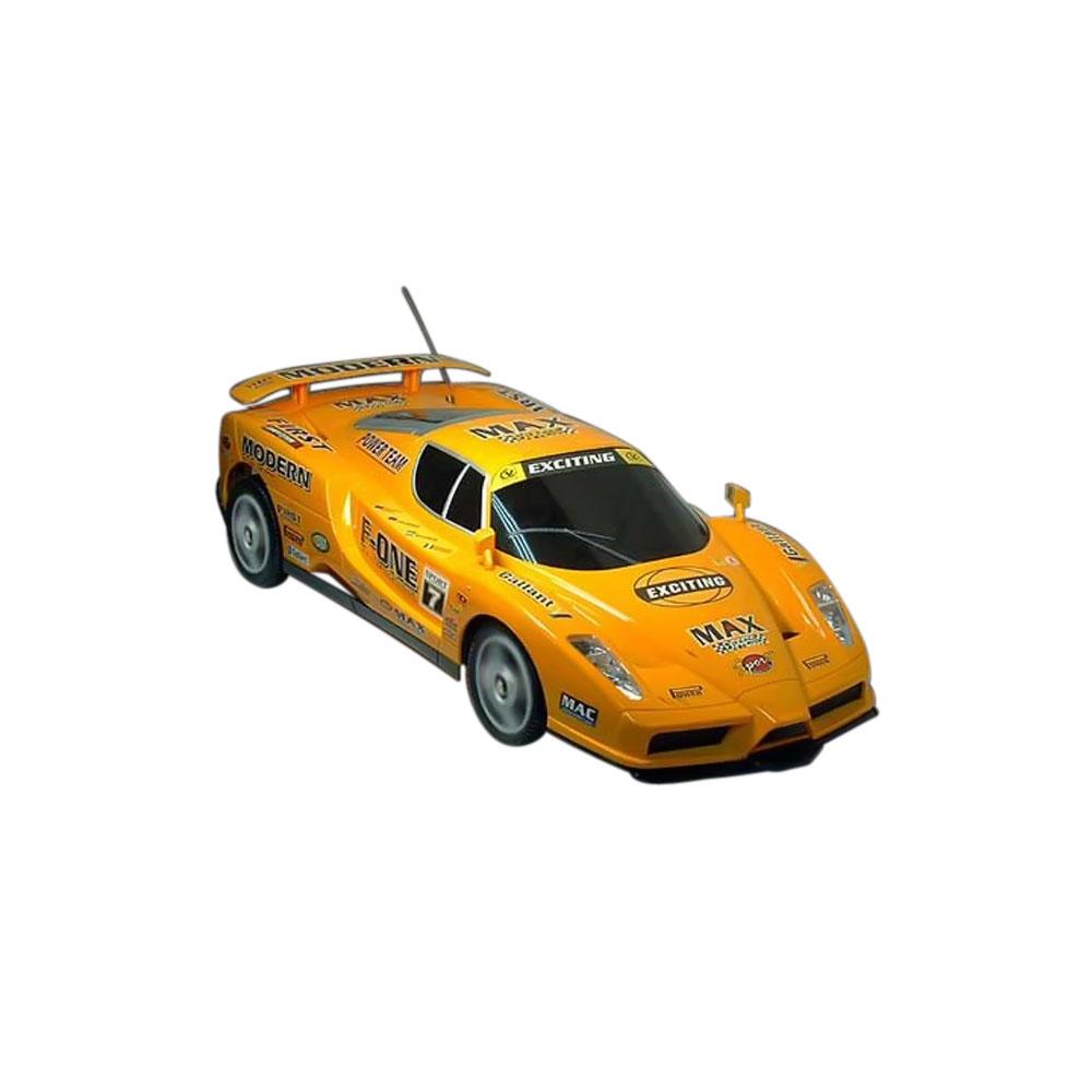 "azimporter 17"" Ferrari Enzo Four Wheel Drive Racing Car 1:10 (Yellow) at Sears.com"