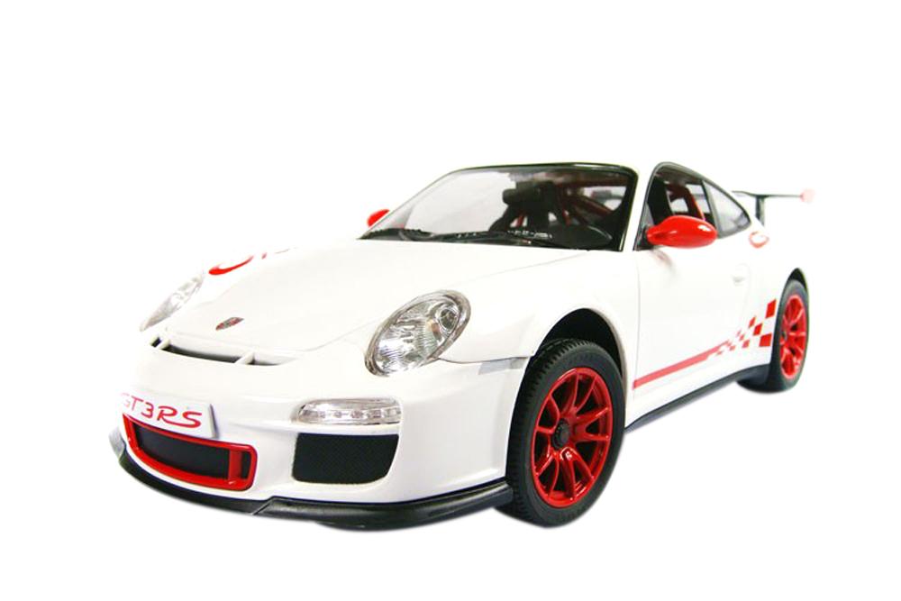 azimporter Remote Control Toy 1:14 Porsche GT3 White at Sears.com