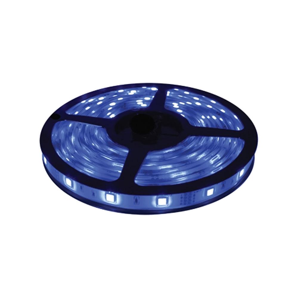Brilliant Brand Lighting Seasonal Decoration Blue Brilliant BrandLED Strip Light SMD-5050 12-Volt 16.4' Spool Waterproof IP67 at Sears.com