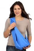 Blue Baby Sling