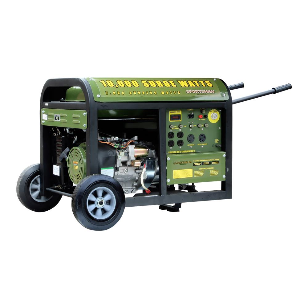 Sportsman Series Gasoline 10,000 Watt Generator at Sears.com