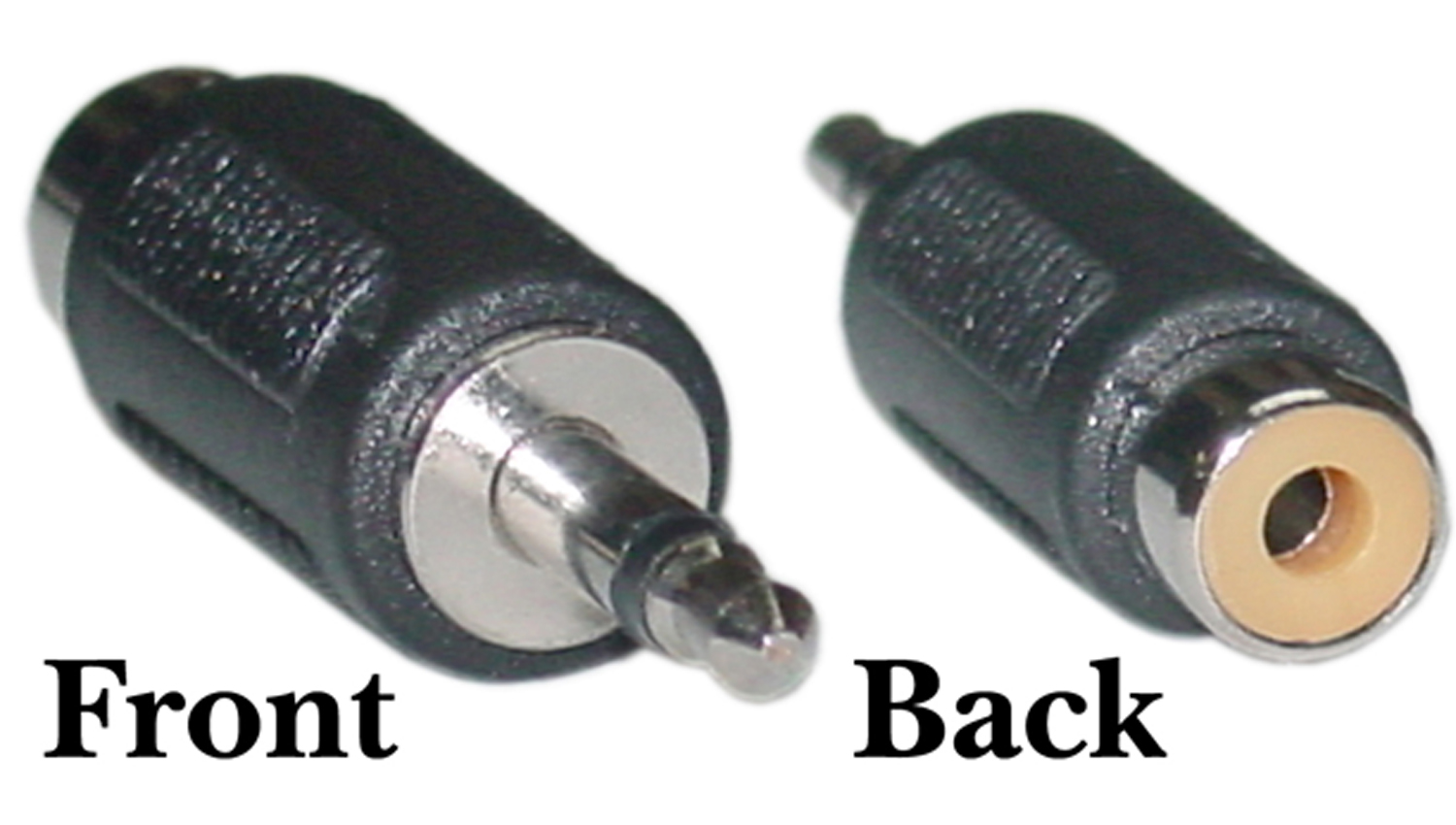 Offex 3.5mm Mono Male to RCA Female adapter