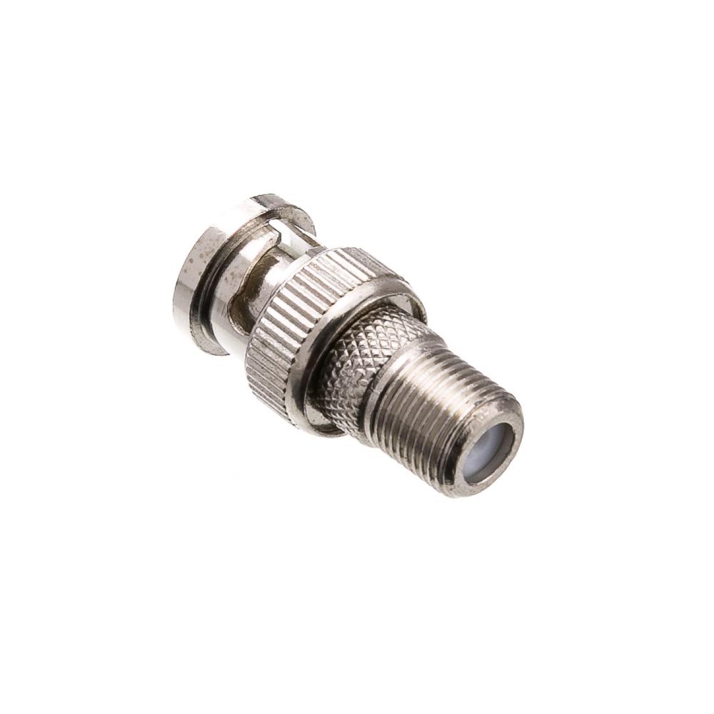 Offex Wholesale F-Pin Female / BNC Male Adapter [Electronics]