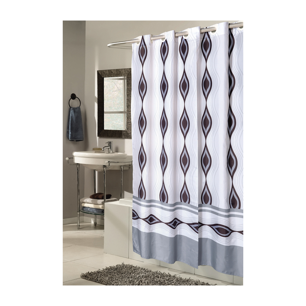Carnation Home Fashions Extra Wide Ez On Harlequin