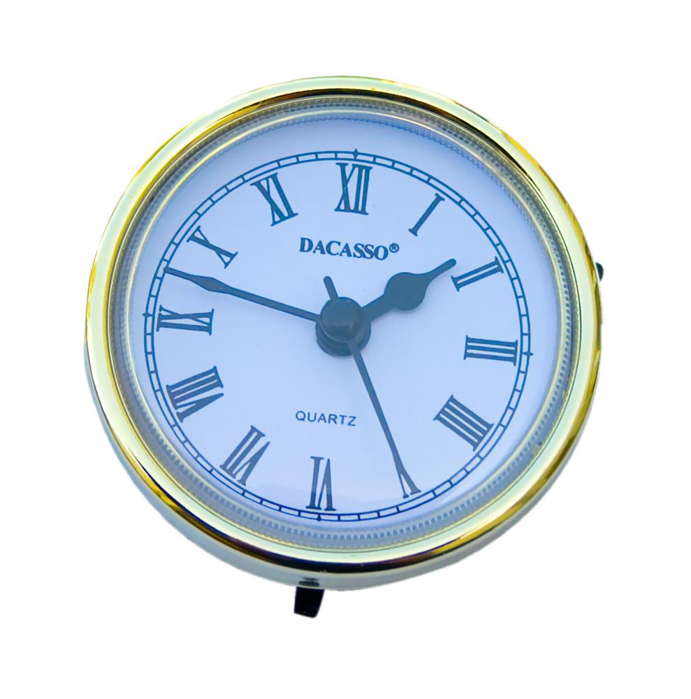 Offex Gold Clock Insert