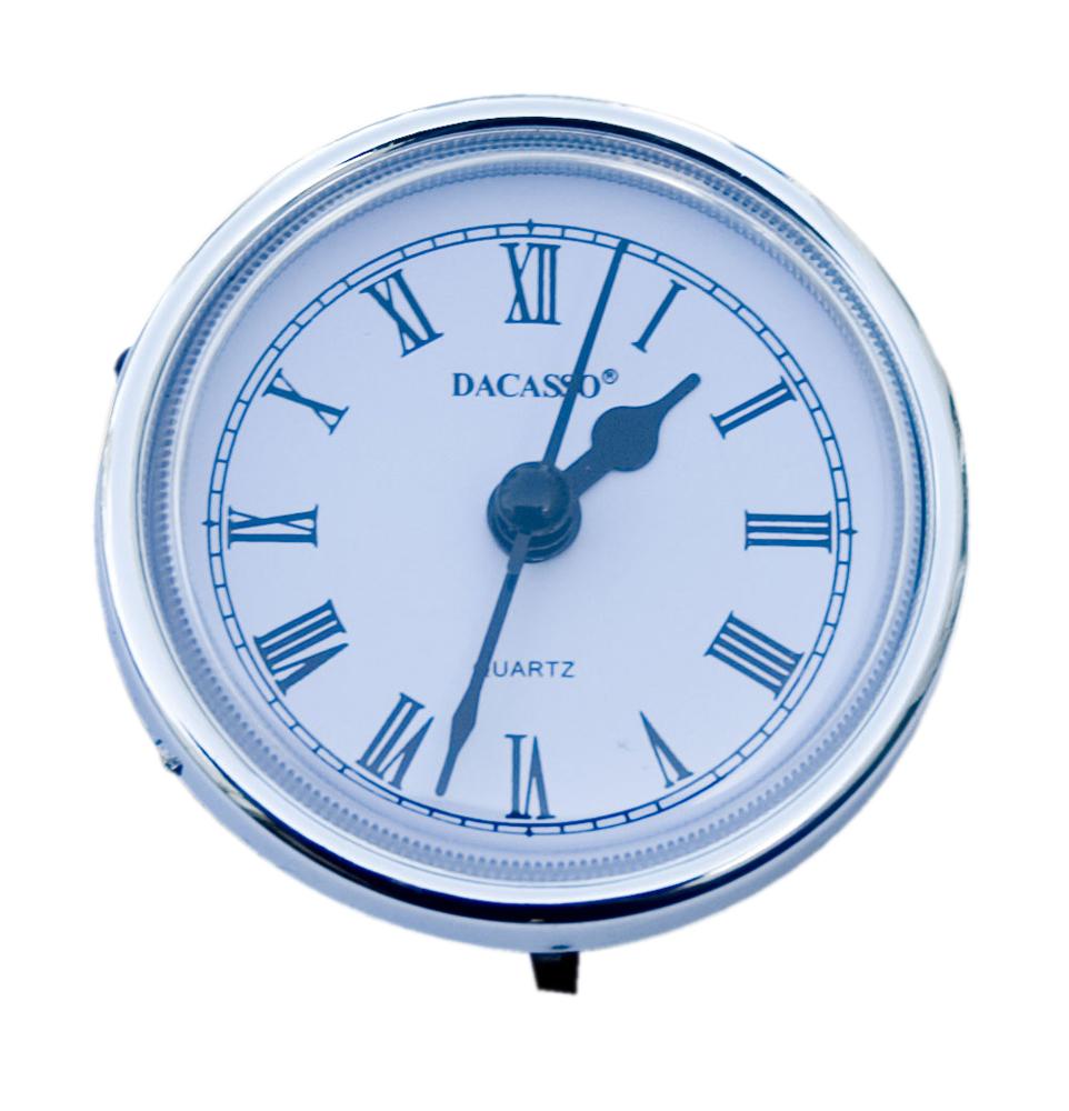 Offex Silver Clock Insert