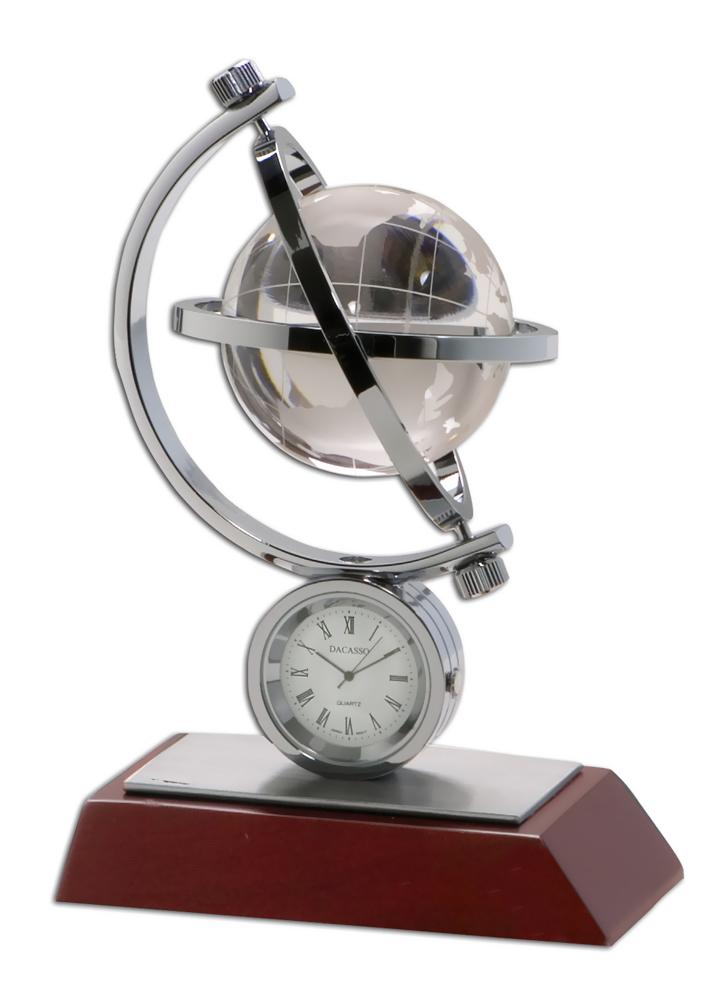 Offex Global II Desk Clock