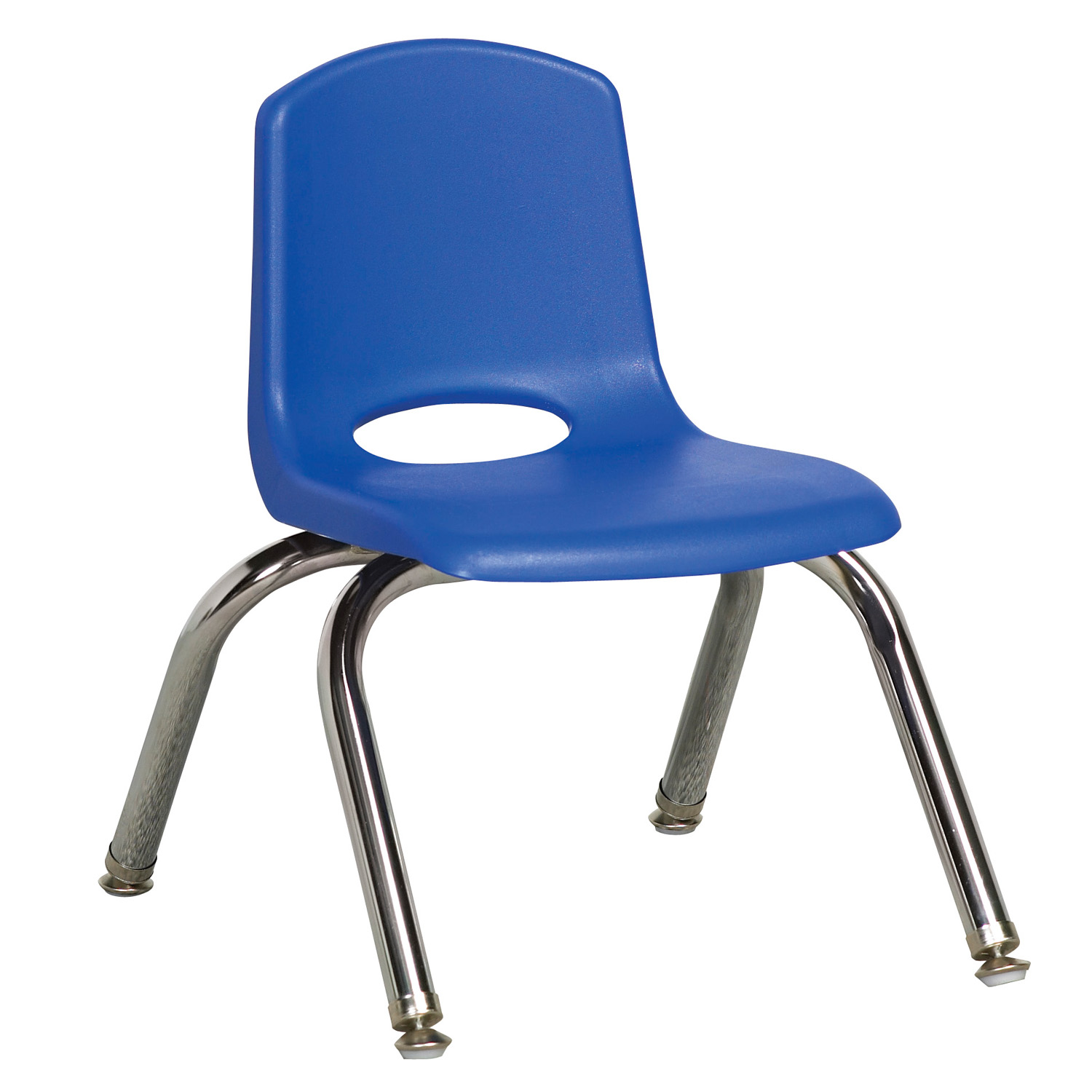 ECR4Kids 10 034 Kids Room Preschool Comfortable Stack Chair W Chrome Legs EBay