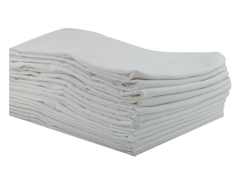 Offex Preschool Standard Daycare Cot Sheets - 12 Pack