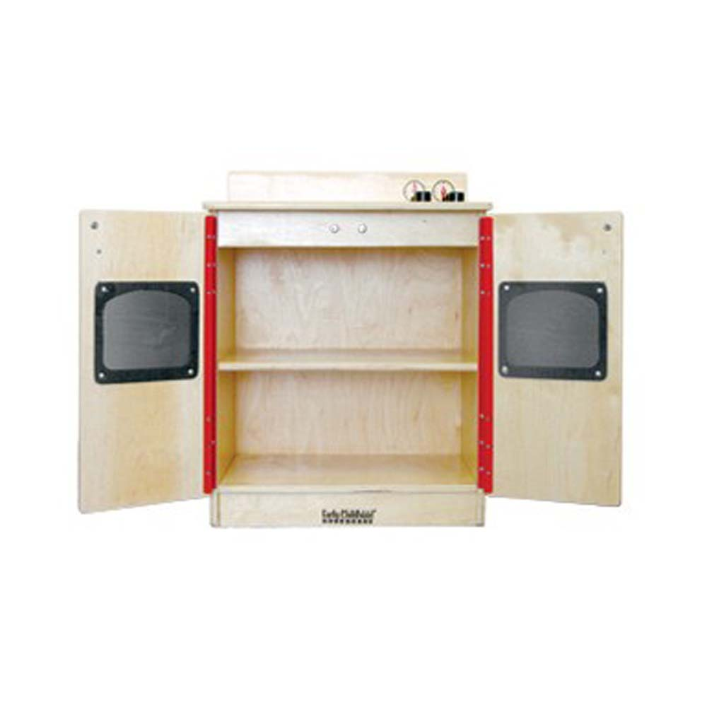 Offex Playschool Kids Birch Play Kitchen - Stove