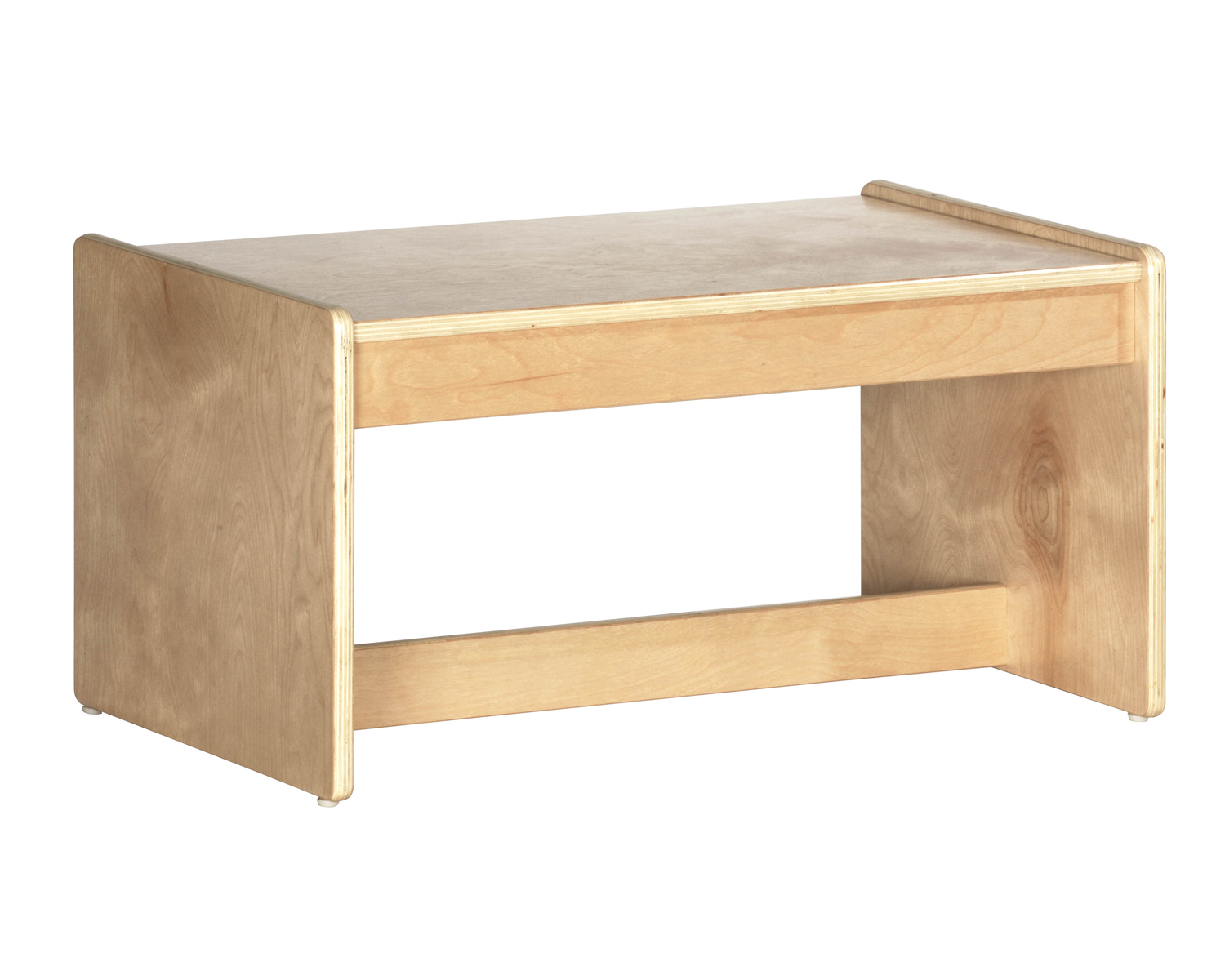 Offex Children Home School Birch Coffee Table