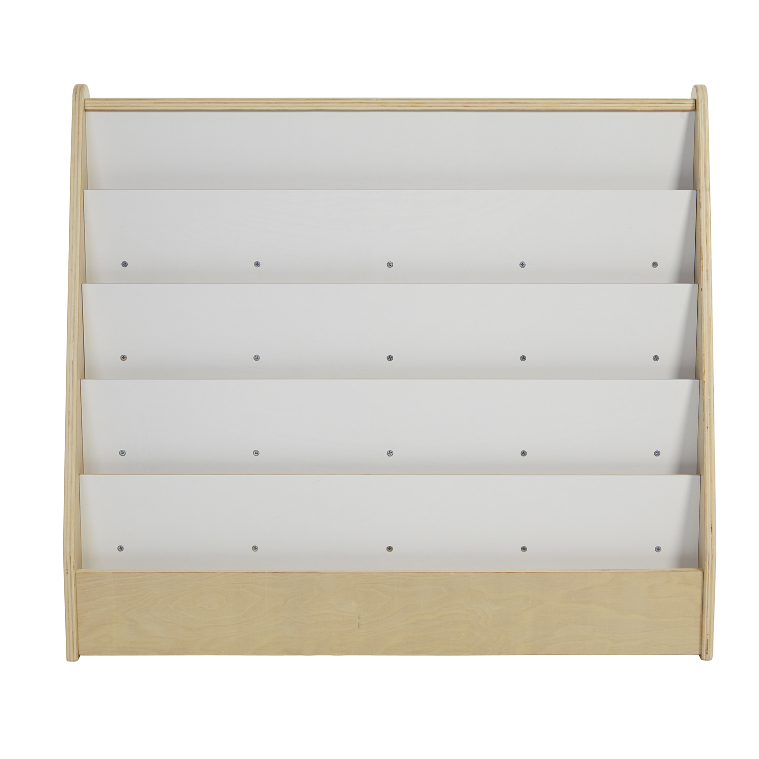Offex Kids Children Birch Pic-A-Book Stand