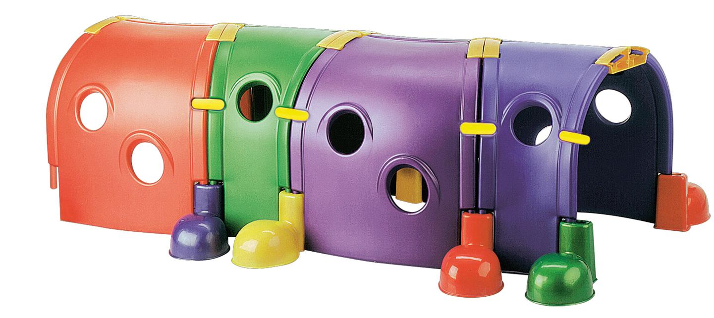 Offex Kids Room Play School Climb In Crawl Catterpiller Indoor Outdoor Feber