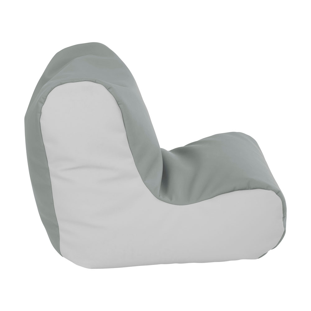 Softzone Toddler Bean Bag Soft Seat Grey Light