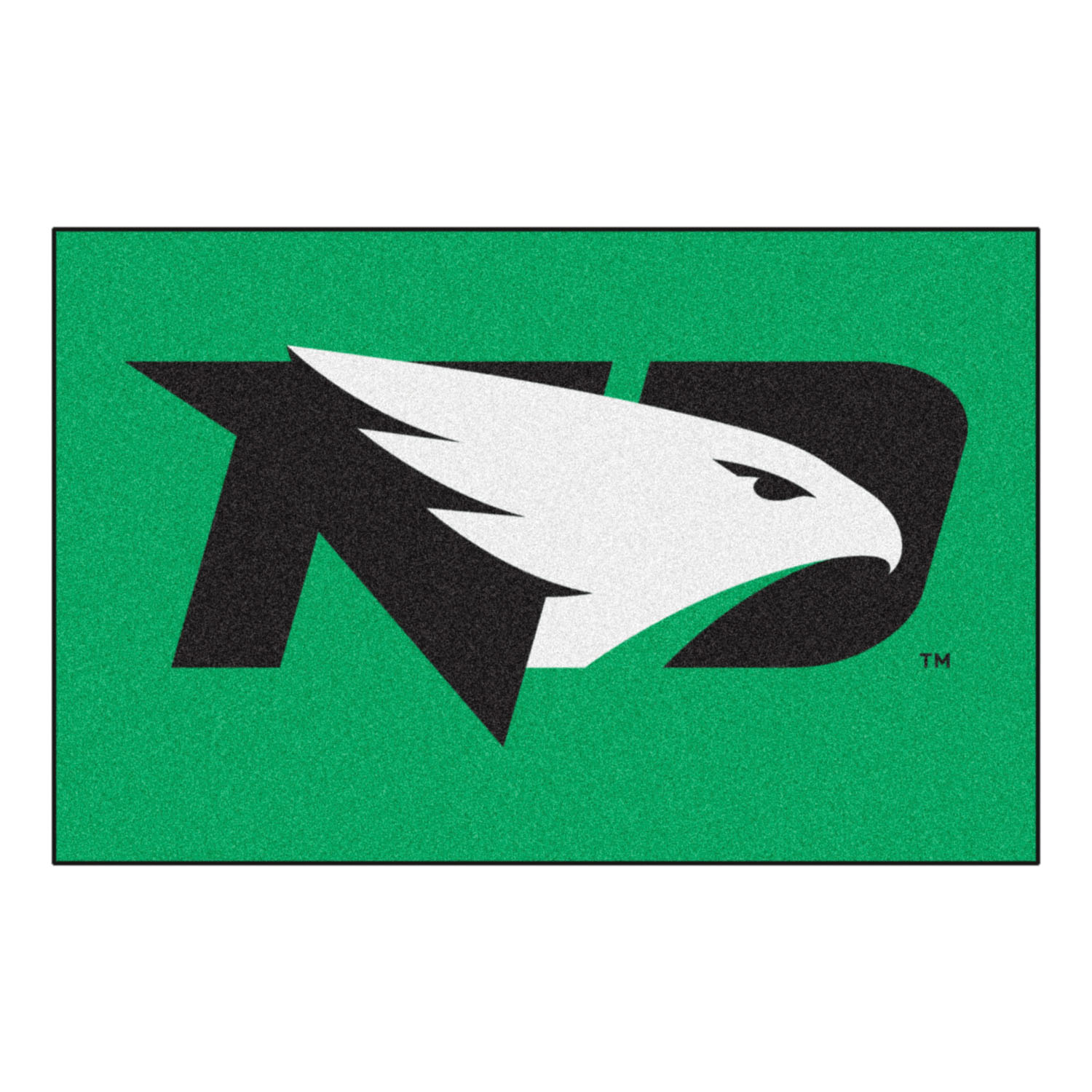 "Fanmats Ncaa North Dakota College Sports Team Logo Home Office Nylon Carpet Decorative Door Welcome Starter Rug Floor Mat 20""x30"" at Sears.com"