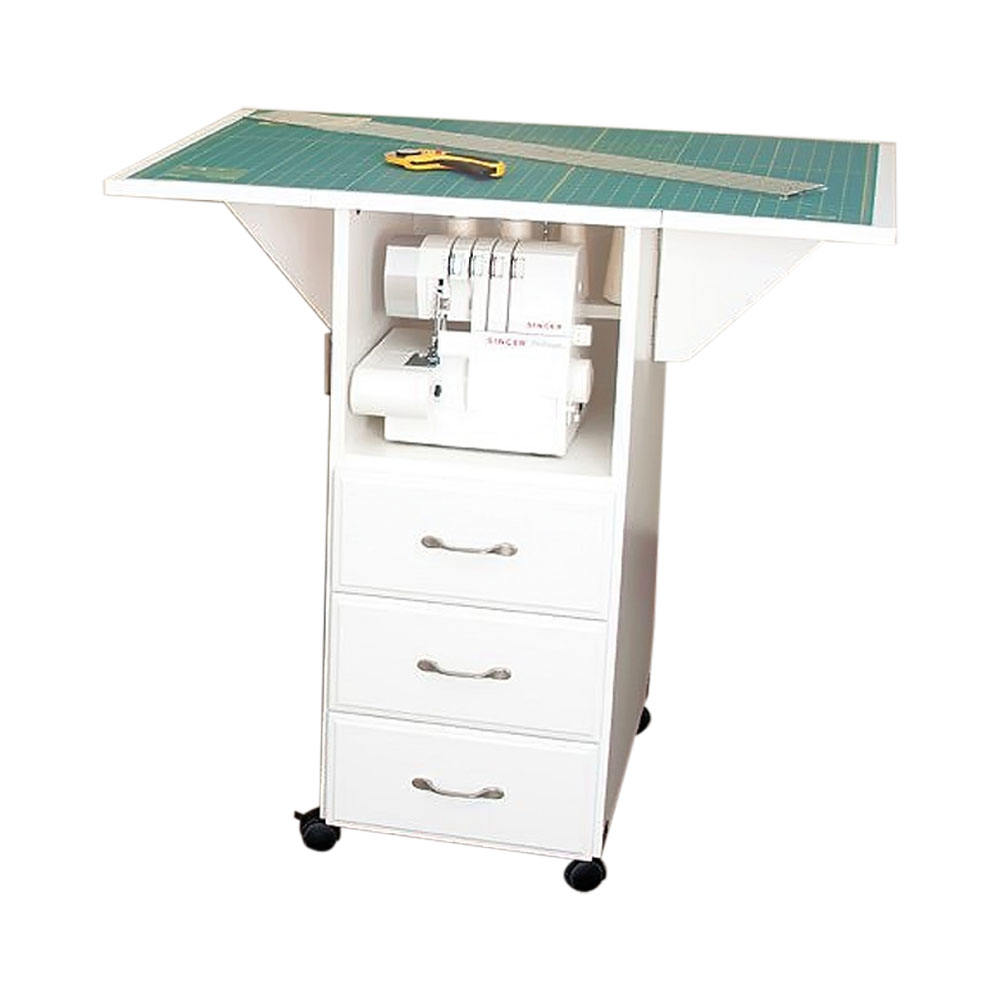 Model 95c Cutting Craft Table 5 Drawer Cutting Craft Table