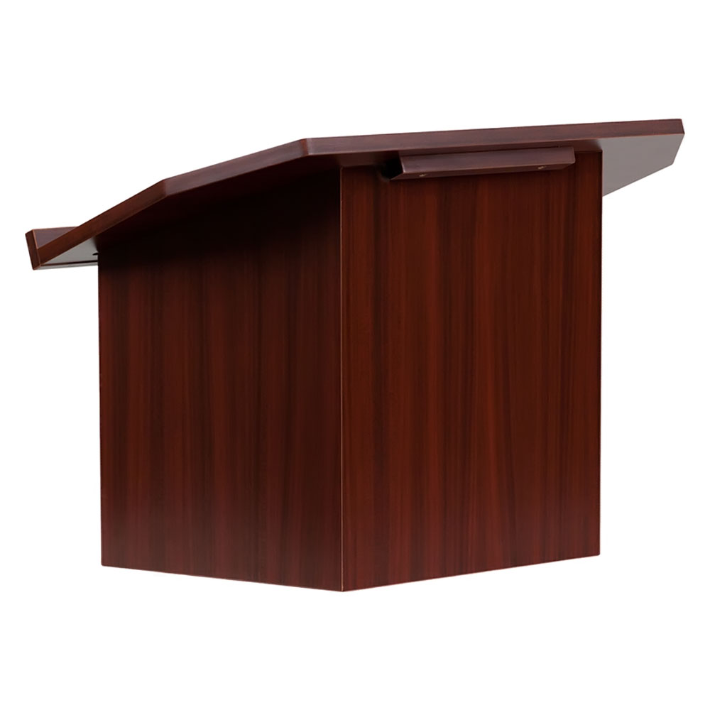 Offex Foldable Mahogany Tabletop Lectern [MT-M8833-LECT-GG]
