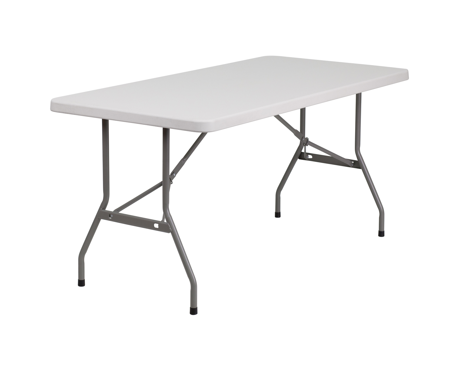 Plastic Folding Table : Flash Furniture 30W X 60L Blow Molded Plastic Folding Table  eBay