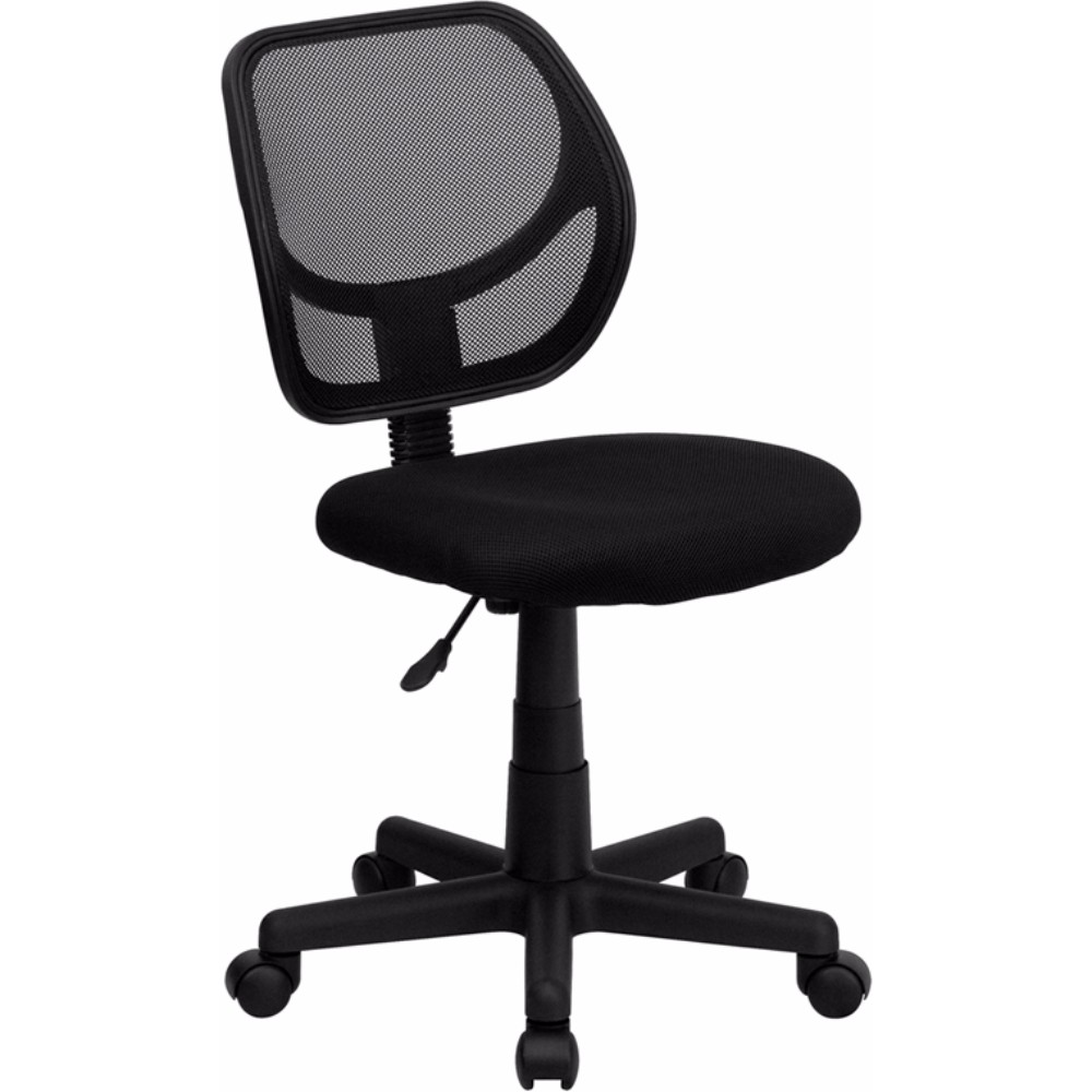 Offex Mid-back Black Mesh Task Chair and Computer Chair