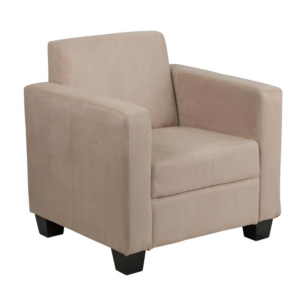 Flash Furniture Grand Series Light Brown Microfiber Chair [Y-H902-1-MIC-BN-GG] at Sears.com