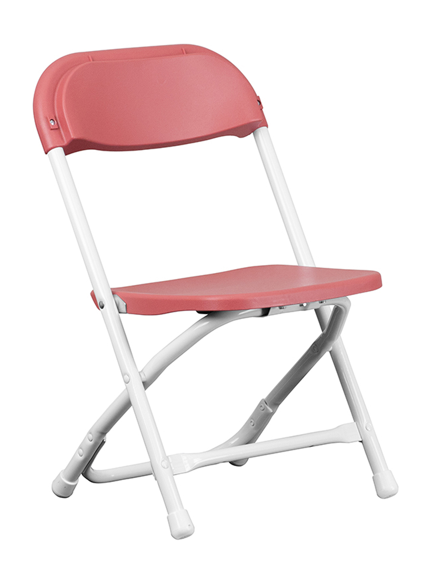 Flash Furniture Kids Burgundy Plastic Folding Chair Ebay