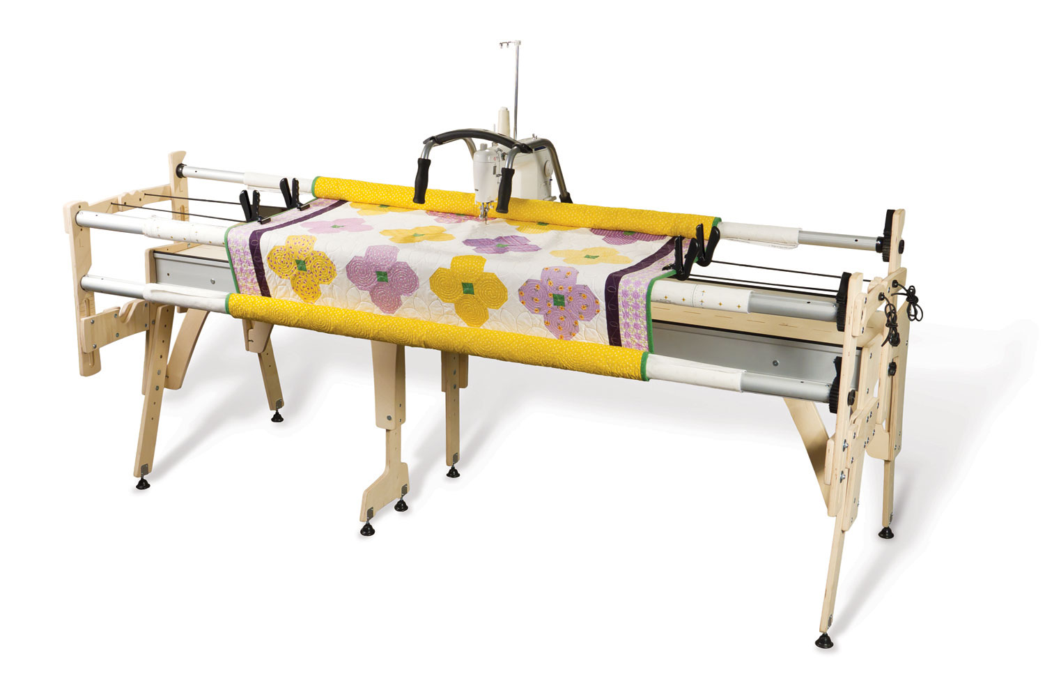 Grace Company Gracie Queen Sewing Quilting Frame For Quilting Machine: Bernina Aurora 440 QE at Sears.com