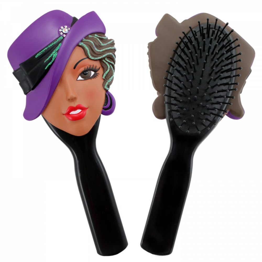 Jacki Design Stylish Hair Brush Carrie Style Clickhere2shop