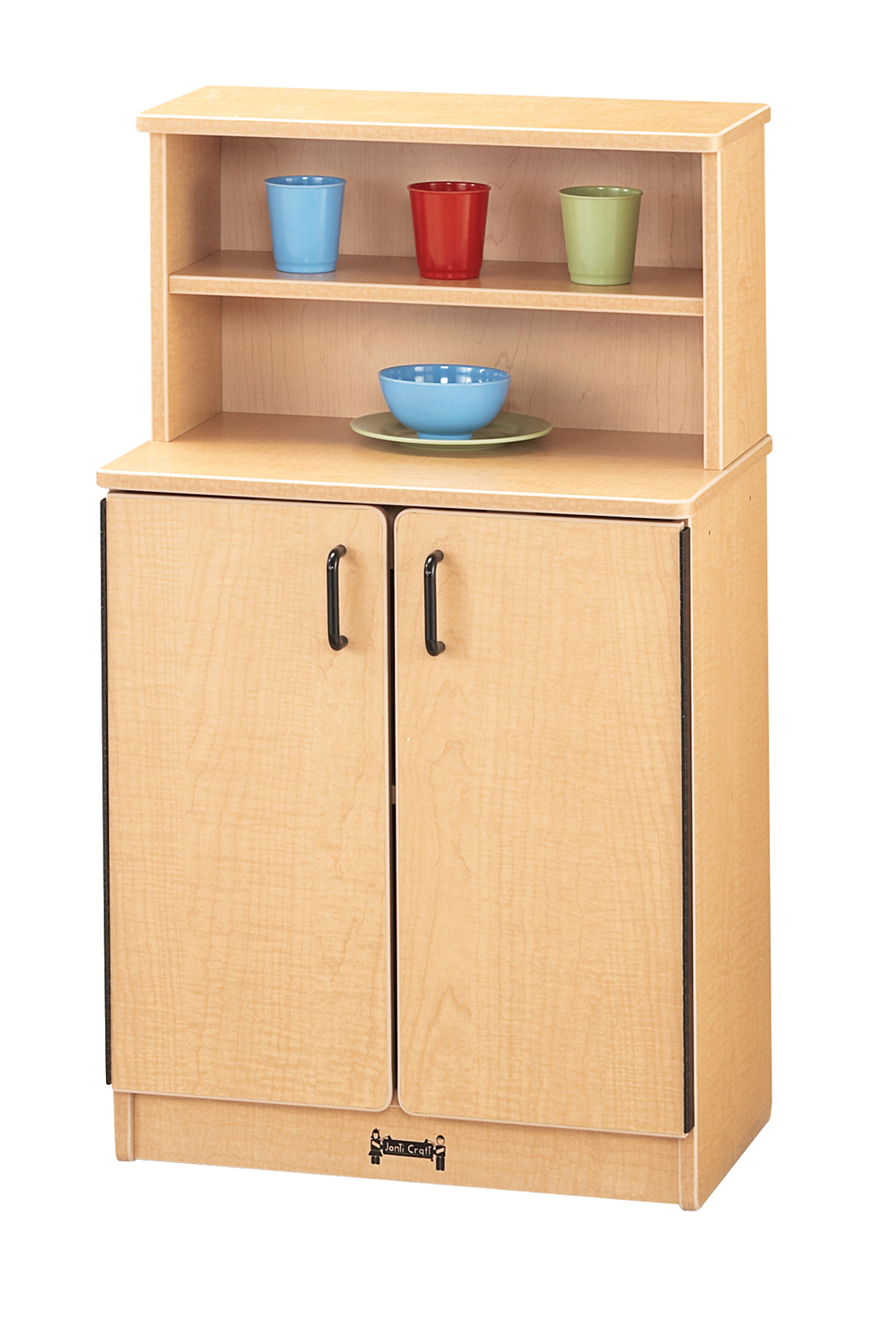 Offex School Children Pretend Play Kitchen Cupboard
