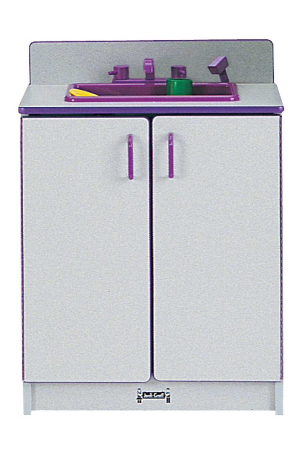 Offex Children Fun Cooking Pretend Play Kitchen Sink - Purple