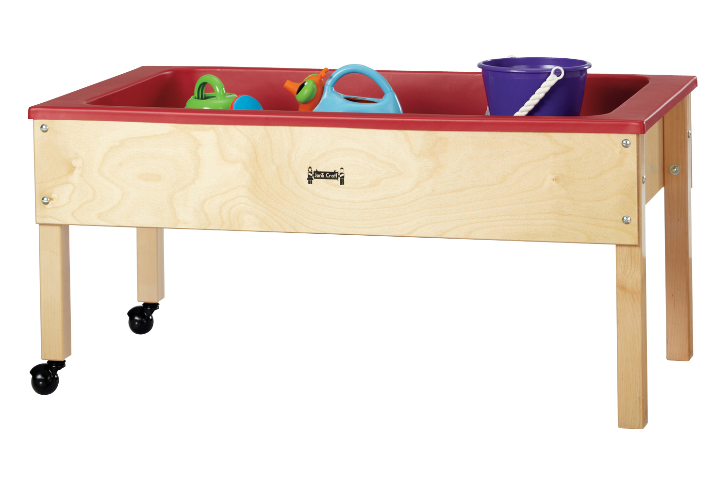 Portable Play Table : Preschool toddler activity portable toy sand and water