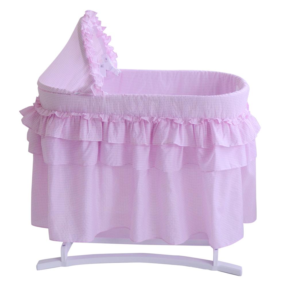 Baby Bassinet Skirt 53
