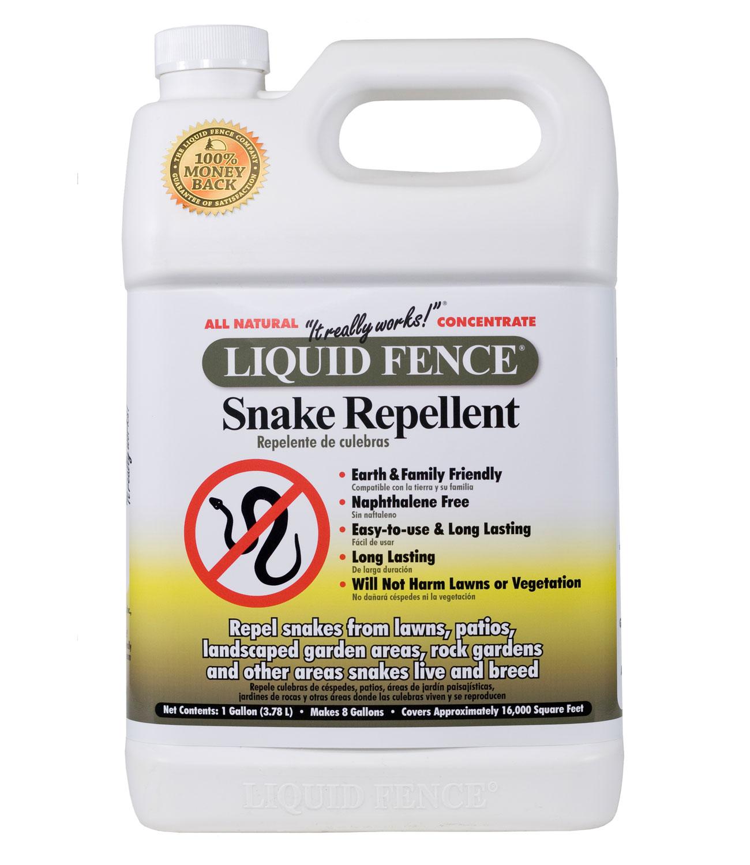 Liquid Fence 1 Gallon Concentrate Snake Repellent Ebay