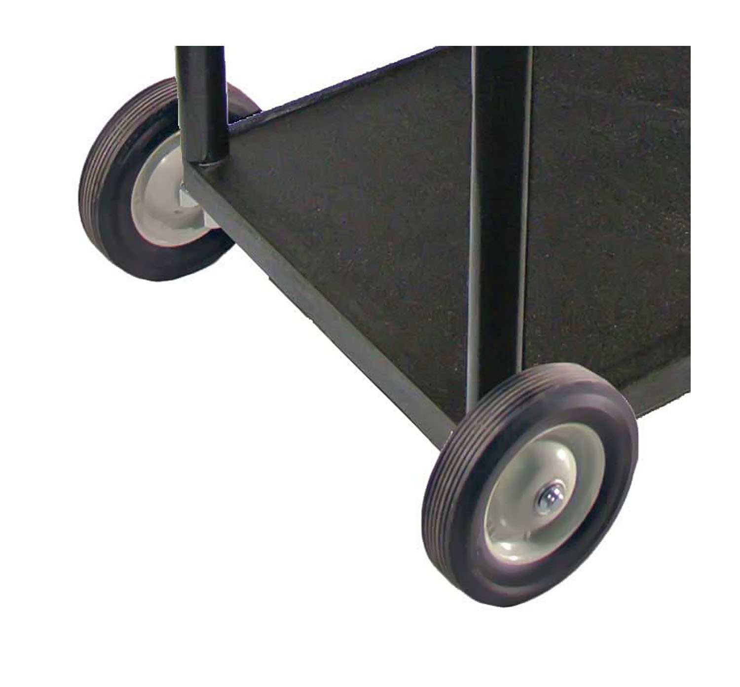 Offex LPLBW - Big Wheel Pack - 24 x 32-inch Plastic Cart