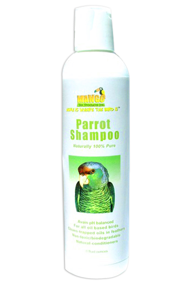 Mango Pet Parrot Shampoo - 8 oz Bottle(Case of 12)1528