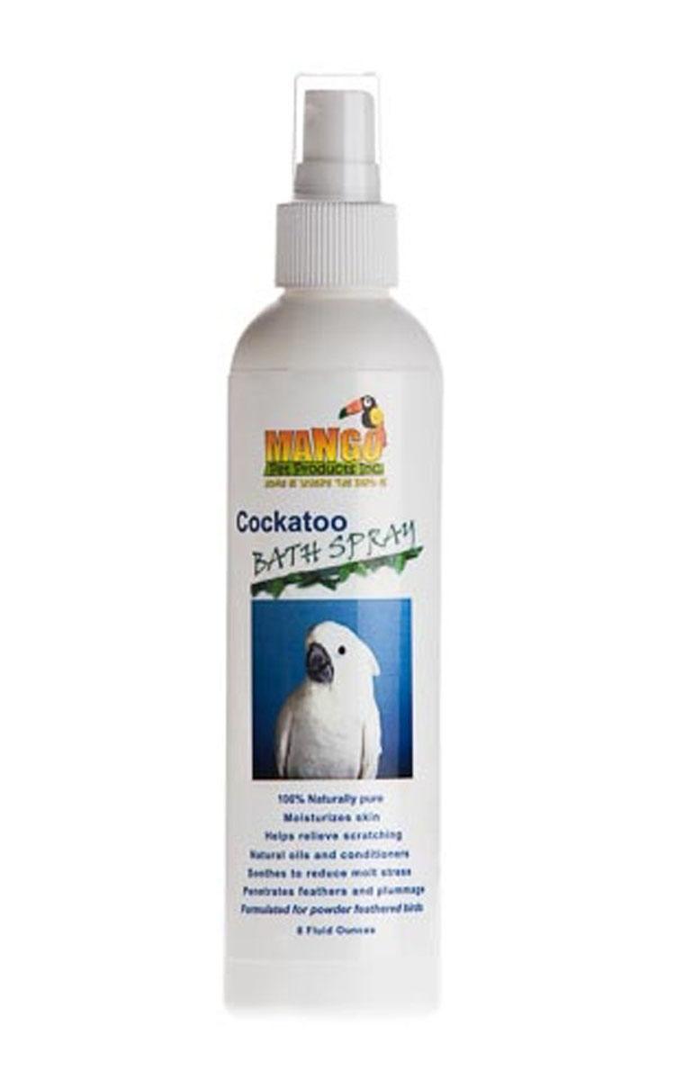 Mango Pet Cockatoo Bath Spray1555