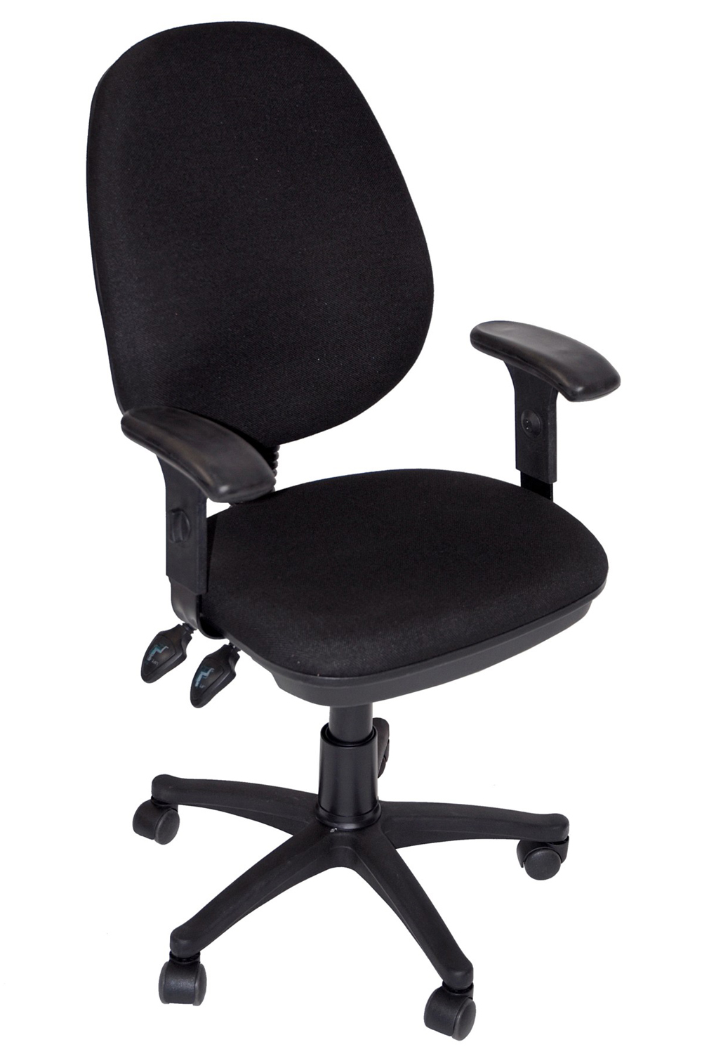 Offex Grandeur Height Adjustable Manager's Desk High Seating Office Chair With Casters