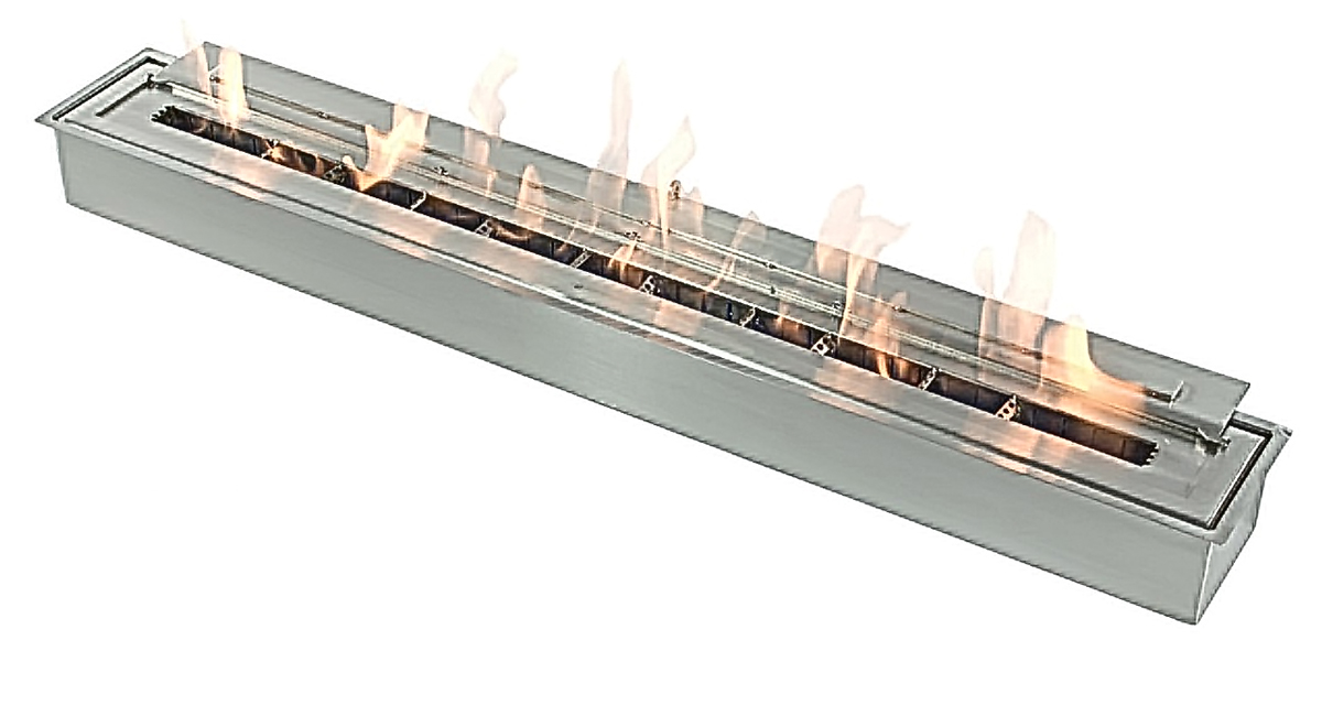 Bioethanol Fireplace Fuel Style 39 Indoor Outdoor Bio Ethanol Fuel Fireplace Dual Burner EBay