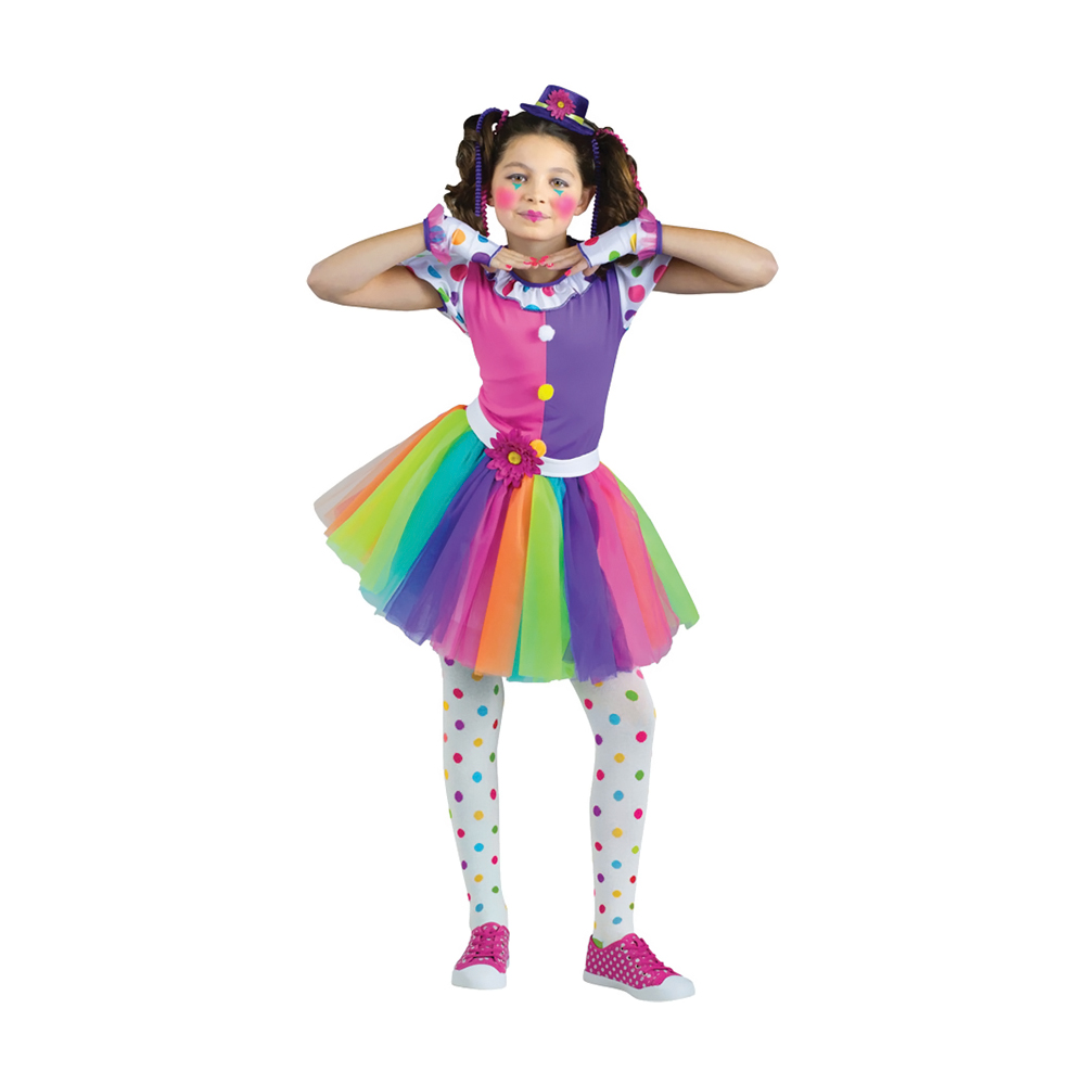 Morris Costumes Halloween Party Costume Clownin Around Child 4-6 at Sears.com
