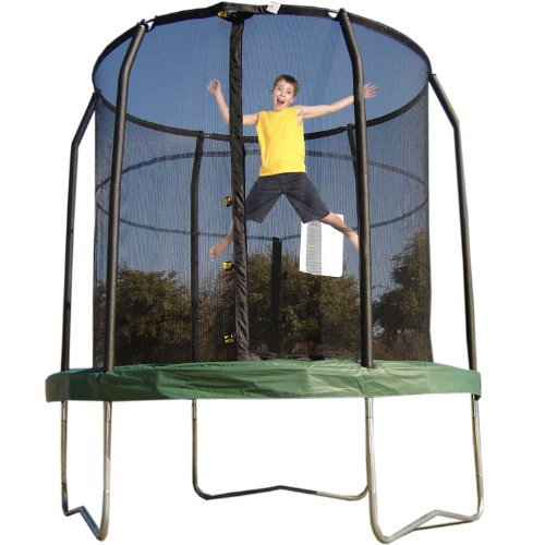 trampoline Jumpking bazoongi 7.5 foot Trampoline combo at Sears.com