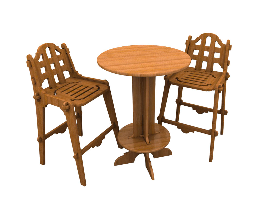outdoor furniture high table and chairs outdoor furniture