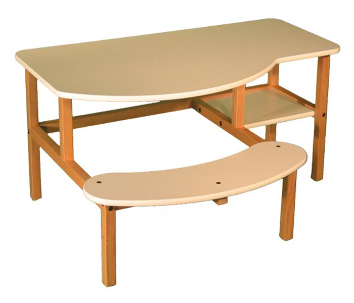Furniture Office Furniture Desk Preschool Buddy Desk