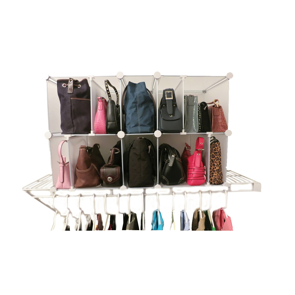Luxury Living Deluxe Park-a-Purse Storage Organizer at Sears.com