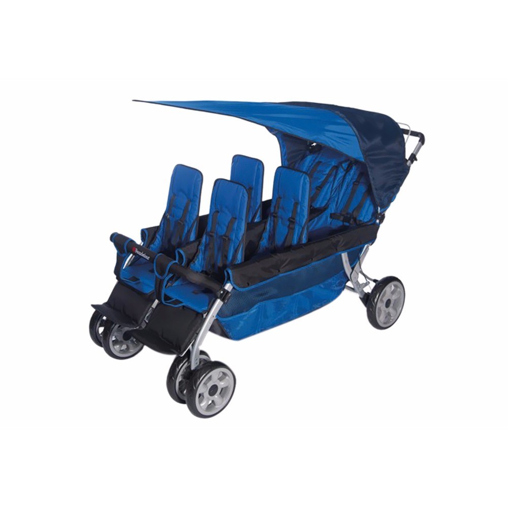 The LX6  6-Passenger Stroller Regatta