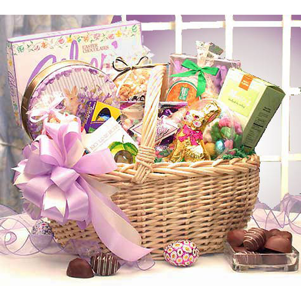 Clickhere2shop best online shopping in usacheap online shopping sites deluxe easter gift basket negle Images