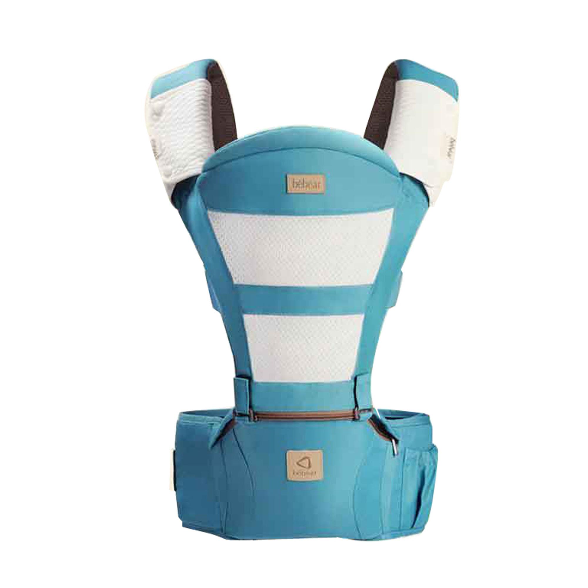 Ergonomic baby Carrier Sling - Light Blue