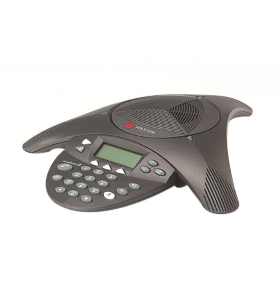 polycom soundstation2 expandable conference phone manual